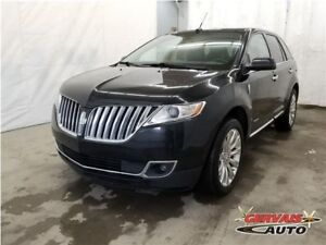 Lincoln MKX Limited Edition 2011