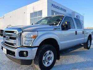 2013 Ford F-250 XLT 4x4 SD Crew Cab 6.75 ft. box 156 in. WB