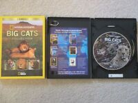 2 dvd sets - Nat Geo - Big Cats Collection + Great Migrations