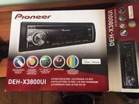 Pioneer Autoradio CD