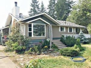Rare Find..! One acre, 3 bedroom, 2 bath, shop, greenhouse, cell