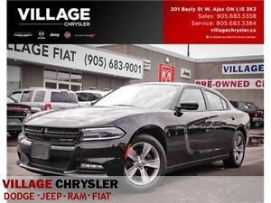 2016 Dodge Charger SXT|NAV|SUNROOF|BLUETOOTH|HEATED SEATS