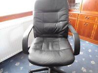 Office chair black