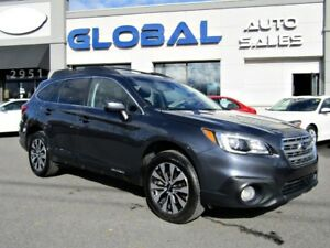 2017 Subaru Outback 3.6R Limited LEATHER NAVIGATION