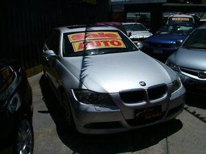 2008 BMW 320i E90 08 Upgrade Executive 6 Speed Steptronic Sedan Coburg North Moreland Area Preview