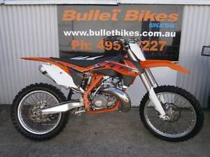 2014 KTM 250 SX EXCELLENT CONDITION 2-STROKE Mackay Mackay City Preview