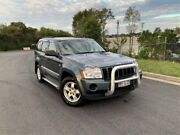 2008 Jeep Grand Cherokee WH MY2007 Laredo Green 5 Speed Automatic Wagon Darra Brisbane South West Preview