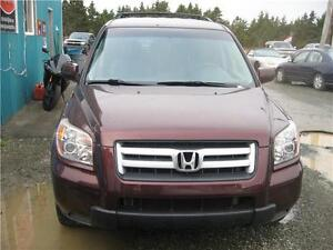 2008 Honda Pilot LX...ONLY 71000 KMS...INSPECTED
