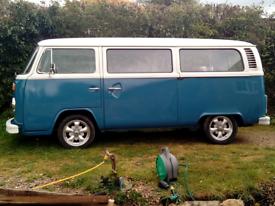 ba59573ada 1979 VW camper T2 bay window