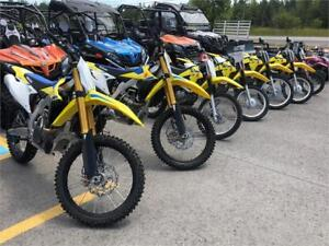 2018 SUZUKI DEALER PRICING BLOWOUT - TAX AND LICENCING INCLUDED