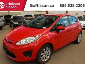 2012 Ford Fiesta SE, Hatchback, Power Windows, Remote Entry, Gre