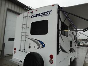 24 foot Class C Motorhome with Slideout and Luxury Package! Kitchener / Waterloo Kitchener Area image 3