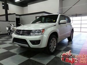 2013 Suzuki Grand Vitara JLX-L, LEATHER, NAVIGATION, SUNROOF