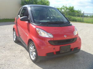 2010 Smart Fortwo Coupe (2 door) $4950