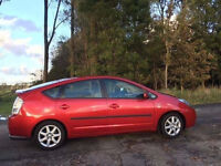 TOYOTA PRIUS 1.5 T4 VVT-I 5d AUTO 77 BHP 1 PREVIOUS OWNER, LONG MOT FULL SERVICE HISTORY (9 STAMPS