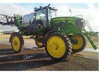 2012 John Deere 4830 high clearance sprayer