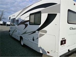 2008 FOUR WINDS CHATEAU 28 W C CLASS WITH 63000 KMS! $33995! London Ontario image 4