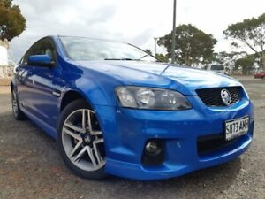 2010 Holden Commodore VE II SV6 Blue 6 Speed Sports Automatic Sedan Gepps Cross Port Adelaide Area Preview