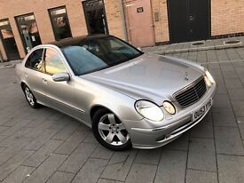 Mercedes-Benz E Class 2.1 E220 CDI*Avantgarde*2003, Xenos LIGHTS,3OWNERS,HPI CLEAR,PANORAMIC ROOF