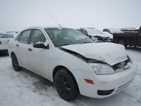 2007 ford focus zx4 parts or hole