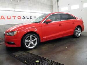2015 Audi A3 1.8T TOIT PANORAMIQUE CUIR MAGS **57$/SEM**