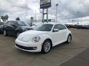2014 Volkswagen Beetle Coupe AUTO HTD SEATS