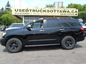 2008 Toyota Sequoia,5.7v8,Limited,Loaded,8 Rider,We Finance