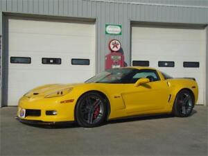 2007 Chevrolet Corvette Z06 2LZ Carbon Fibre w/ ONLY 18,000 KM's