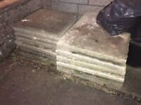 Free slabs - pickup only