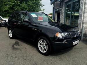BMW X3 2.5I TOIT PANORAMIQUE 2006 ULTRA CLEAN!!!