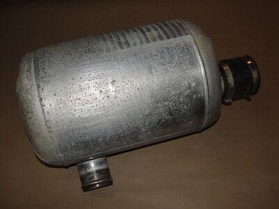 09 YAMAHA VX 110 EXHAUST MUFFLER WATER BOX VX110
