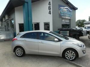 2014 Hyundai i30 GD MY14 Active Silver 6 Speed Automatic Hatchback Earlville Cairns City Preview