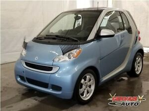 smart fortwo Passion Navigation Toit Panoramique MAGS 2012