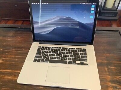 "2014 Apple MacBook Pro 15.4"" Laptop 2.8 GHz Intel Core i7 16GB RAM 1TB SSD HD"