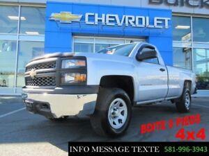 2015 Chevrolet Silverado 1500 4x4 BOITE 8 PIEDS