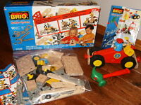 2 - complete Brio Builder Systems