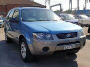 2005 Ford Territory SY TX (RWD) Blue 4 Speed Auto Seq Sportshift Wagon Granville Parramatta Area Preview