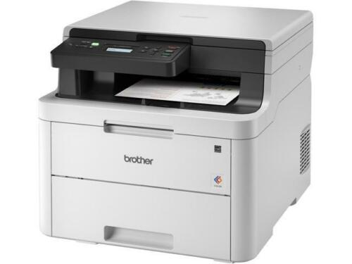 Brother HL-L3290CDW Compact Digital Color Printer Providing