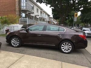 2016 Buick LaCrosse CX Sedan