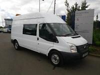 Ford Transit 2.2TDCi ( 125PS ) ( EU5 ) ( RWD ) 350 LWB HR WELFARE UNIT