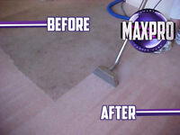 Professional Carpet Cleaning - 4 Rooms 1 Hall =  only 125$