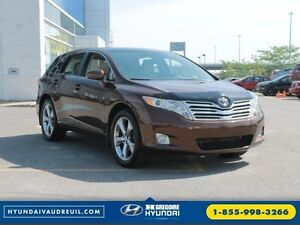 2012 Toyota Venza LE A/C TOIT CUIR MAGS BLUETOOTH