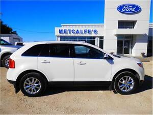 2013 Ford Edge Limited AWD- Mint condition