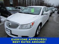2011 Buick LaCrosse CX Barrie Ontario Preview