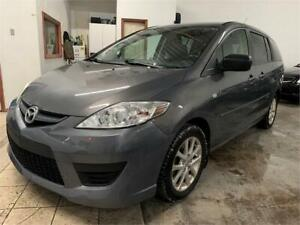 2008 Mazda MAZDA5 GS MAN/AC/MAGS/GROUPE ELEC/FINANCEMENT