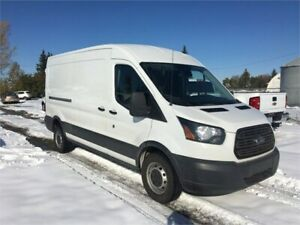 2017 Ford Transit T-250 Cargo Van  MID-ROOF 71 Km Loaded
