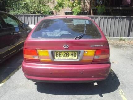 1996 Toyota Corolla Westmead Parramatta Area Preview