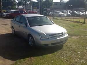 2003 Holden Vectra ZC CD Silver 5 Speed Automatic Hatchback Hastings Mornington Peninsula Preview