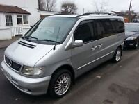 1999 Mercedes V Class 220 CDi for sale or swop