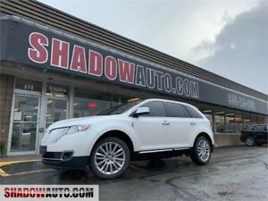 2011 Lincoln MKX-AWD-NAV ROOF-BACK UP CAM-LOADED!!!!
